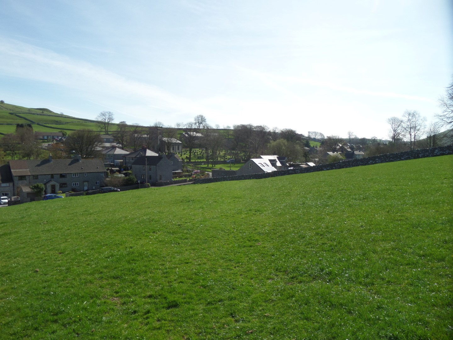 Looking back at Earl Sterndale