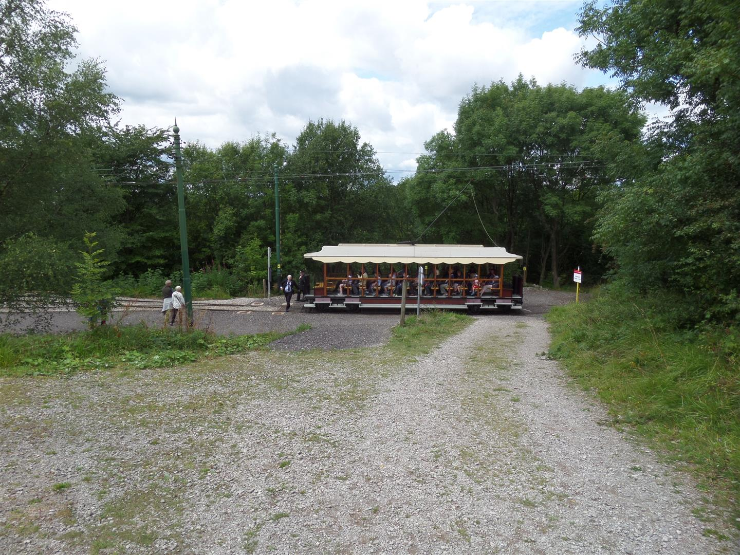 Cliff Quarry Tram Terminus